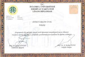 İstanbul Üniversitesi Psikoloji Bölümü